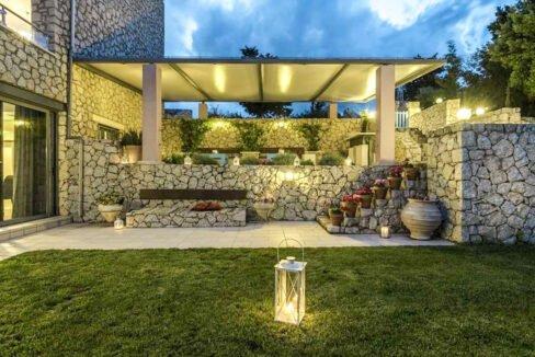 Luxury Villas in Lefkada Greece for sale, Hill Top Villa in Lefkada for Sale 18