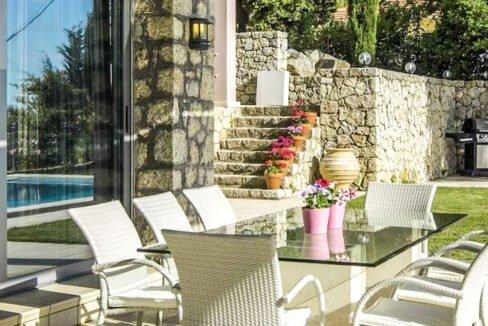Luxury Villas in Lefkada Greece for sale, Hill Top Villa in Lefkada for Sale 19