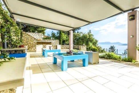 Luxury Villas in Lefkada Greece for sale, Hill Top Villa in Lefkada for Sale 20