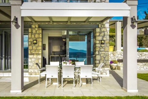 Luxury Villas in Lefkada Greece for sale, Hill Top Villa in Lefkada for Sale 21