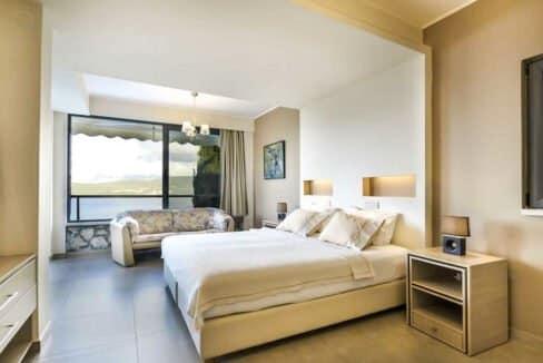 Luxury Villas in Lefkada Greece for sale, Hill Top Villa in Lefkada for Sale 26