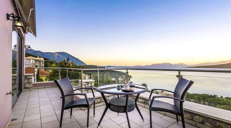 Luxury Villas in Lefkada Greece for sale, Hill Top Villa in Lefkada for Sale 31