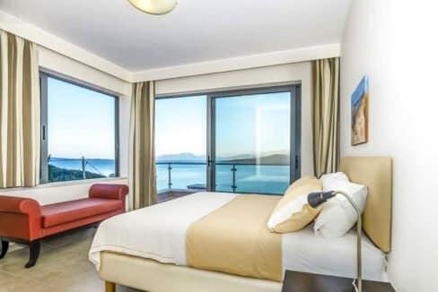 Luxury Villas in Lefkada Greece for sale, Hill Top Villa in Lefkada for Sale 4