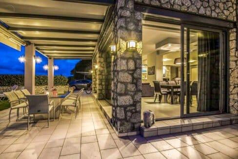 Luxury Villas in Lefkada Greece for sale, Hill Top Villa in Lefkada for Sale 5