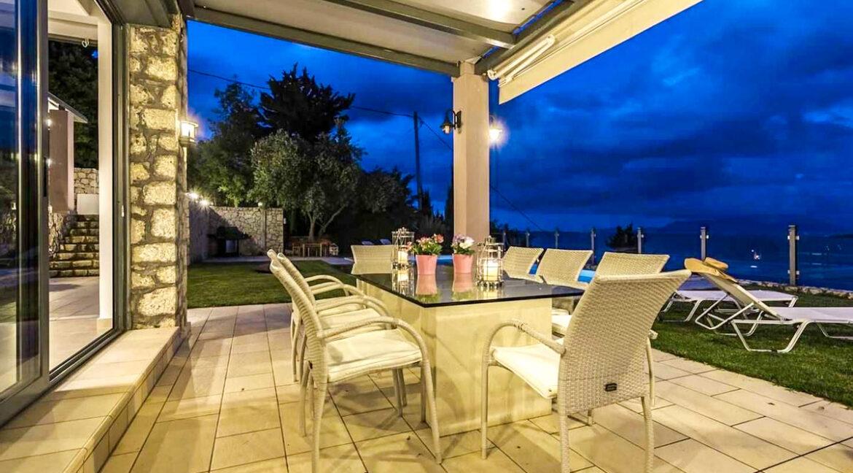 Luxury Villas in Lefkada Greece for sale, Hill Top Villa in Lefkada for Sale 6