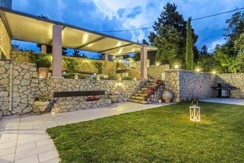 Luxury Villas in Lefkada Greece for sale, Hill Top Villa in Lefkada for Sale 7