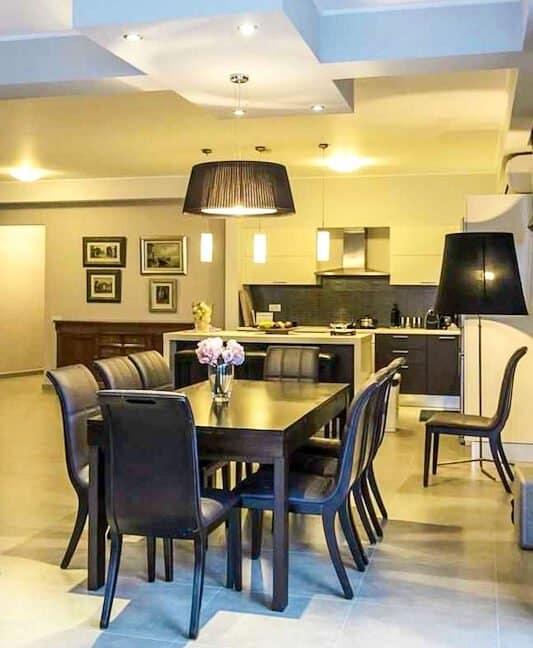 Luxury Villas in Lefkada Greece for sale, Hill Top Villa in Lefkada for Sale 9