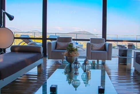Sea View Villa in Lefkada Island Greece, Lefkada Properties 11