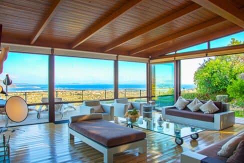 Sea View Villa in Lefkada Island Greece, Lefkada Properties 12