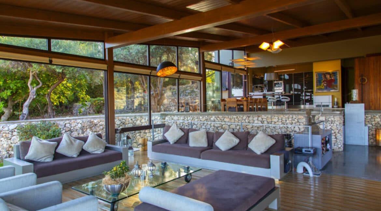 Sea View Villa in Lefkada Island Greece, Lefkada Properties 13