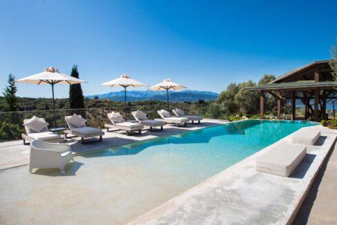 Sea View Villa in Lefkada Island Greece, Lefkada Properties 14