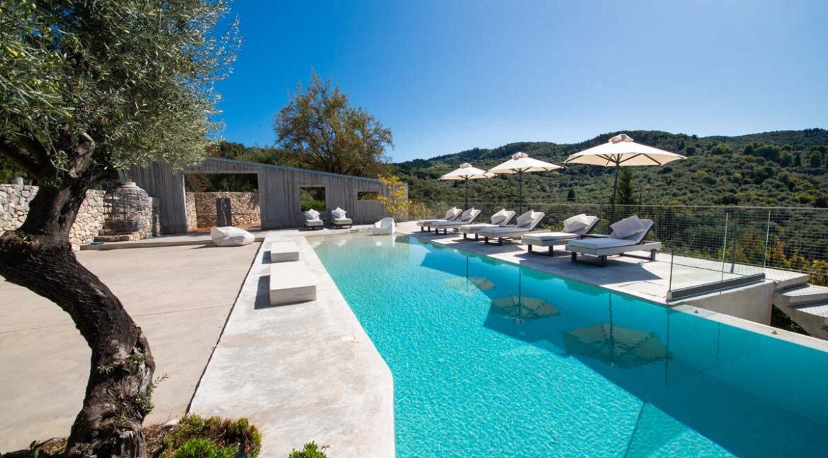Sea View Villa in Lefkada Island Greece, Lefkada Properties