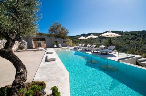 Sea View Villa in Lefkada Island Greece, Lefkada Properties