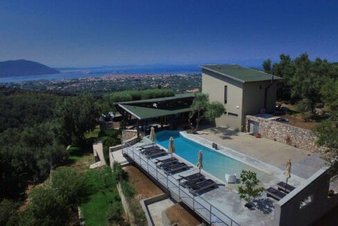 Sea View Villa in Lefkada Island Greece, Lefkada Properties 21