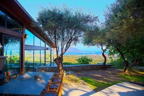 Sea View Villa in Lefkada Island Greece, Lefkada Properties 28
