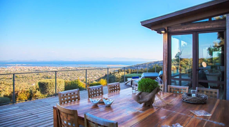 Sea View Villa in Lefkada Island Greece, Lefkada Properties 30