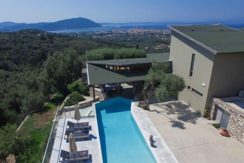 Sea View Villa in Lefkada Island Greece, Lefkada Properties 33