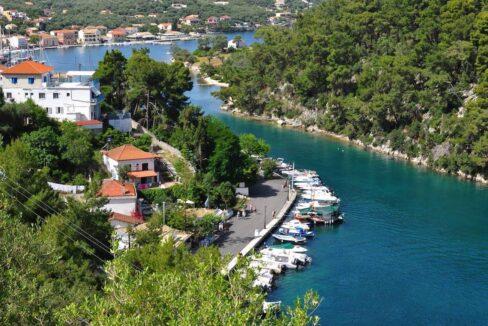 Seafront Estate Paxoi Greece, Ionian Islands. Paxoi Corfu Greece, Real Estate Antipaxoi, Seafront Properties in Greek Islands 1