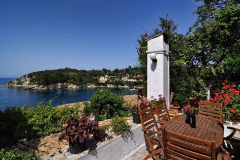 Seafront Estate Paxoi Greece, Ionian Islands. Paxoi Corfu Greece, Real Estate Antipaxoi, Seafront Properties in Greek Islands 17