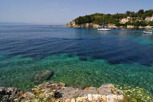 Seafront Estate Paxoi Greece, Ionian Islands. Paxoi Corfu Greece, Real Estate Antipaxoi, Seafront Properties in Greek Islands 18