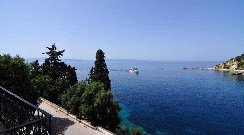 Seafront Estate Paxoi Greece, Ionian Islands. Paxoi Corfu Greece, Real Estate Antipaxoi, Seafront Properties in Greek Islands 2