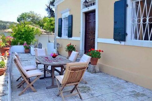 Seafront Estate Paxoi Greece, Ionian Islands. Paxoi Corfu Greece, Real Estate Antipaxoi, Seafront Properties in Greek Islands 21