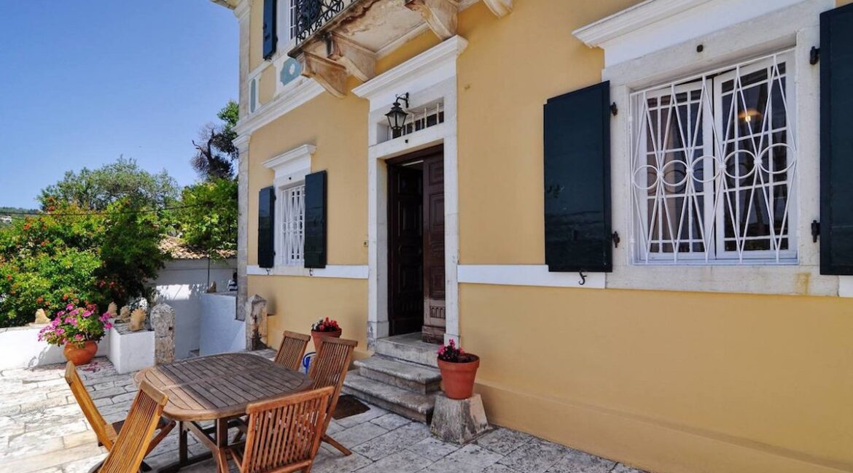 Seafront Estate Paxoi Greece, Ionian Islands. Paxoi Corfu Greece, Real Estate Antipaxoi, Seafront Properties in Greek Islands 22
