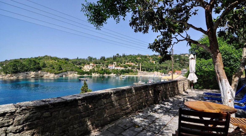 Seafront Estate Paxoi Greece, Ionian Islands. Paxoi Corfu Greece, Real Estate Antipaxoi, Seafront Properties in Greek Islands 3