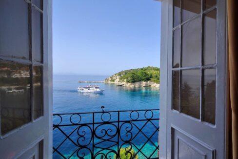 Seafront Estate Paxoi Greece, Ionian Islands. Paxoi Corfu Greece, Real Estate Antipaxoi, Seafront Properties in Greek Islands 4