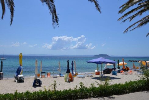 Seafront Land of 22 acres in Sithonia Halkidiki Ideal for Building a Hotel. Beachfront land Halkidiki Greece 21
