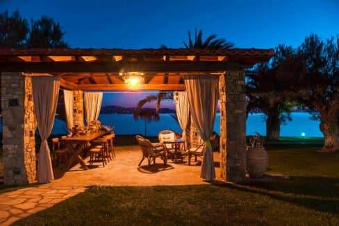 Seafront Luxury Estate for Sale Nikiti Sithonia Halkidiki 1
