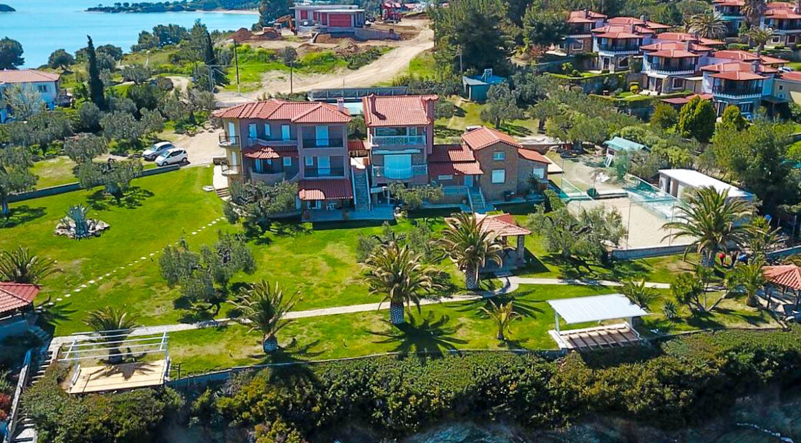 Seafront Luxury Estate for Sale Nikiti Sithonia Halkidiki