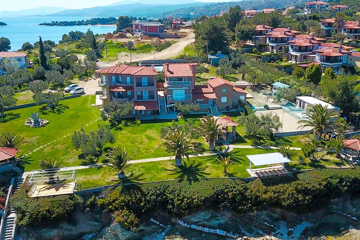 Seafront Luxury Estate for Sale Nikiti Sithonia Halkidiki