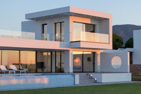 Seafront Villa Corfu Greece for sale. Corfu Luxury Properties for sale 11