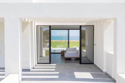 Seafront Villa Corfu Greece for sale. Corfu Luxury Properties for sale 19