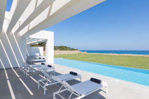 Seafront Villa Corfu Greece for sale. Corfu Luxury Properties for sale 35