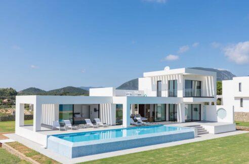 Seafront Villa Corfu Greece for sale. Corfu Luxury Properties for sale