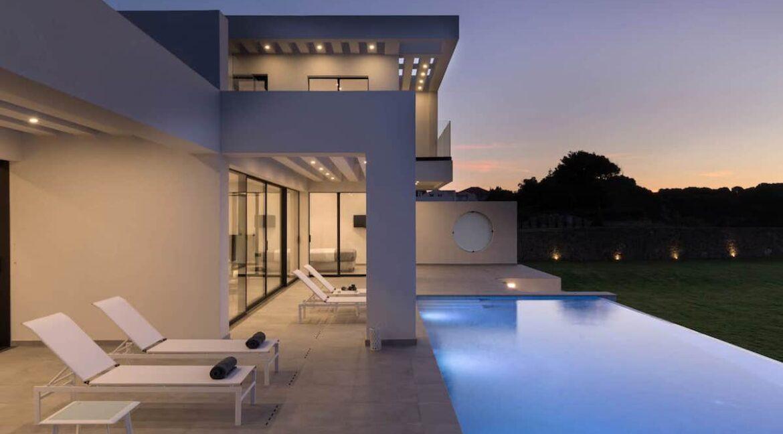 Seafront Villa Corfu Greece for sale. Corfu Luxury Properties for sale 6