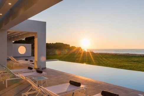 Seafront Villa Corfu Greece for sale. Corfu Luxury Properties for sale 9