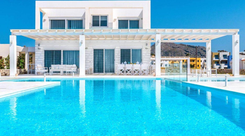 Seafront Villa for Sale Paros Greece, Beachfront Property Paros Cyclades 1