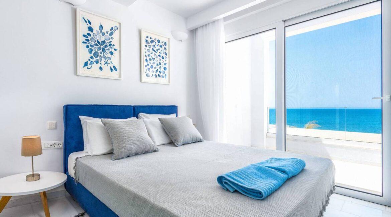 Seafront Villa for Sale Paros Greece, Beachfront Property Paros Cyclades 10