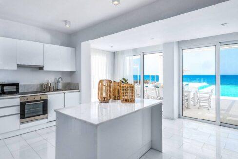 Seafront Villa for Sale Paros Greece, Beachfront Property Paros Cyclades 16