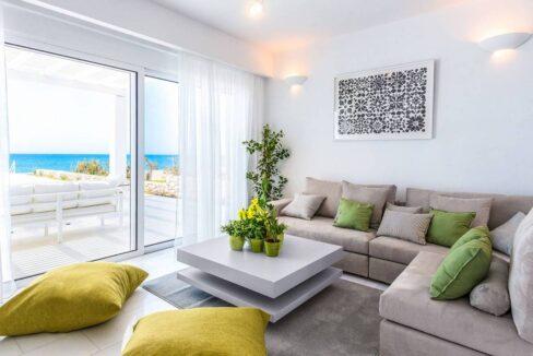 Seafront Villa for Sale Paros Greece, Beachfront Property Paros Cyclades 19