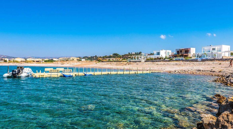 Seafront Villa for Sale Paros Greece, Beachfront Property Paros Cyclades 2