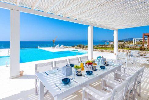 Seafront Villa for Sale Paros Greece, Beachfront Property Paros Cyclades 20