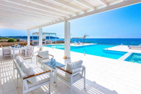 Seafront Villa for Sale Paros Greece, Beachfront Property Paros Cyclades 21