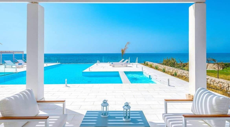 Seafront Villa for Sale Paros Greece, Beachfront Property Paros Cyclades 22