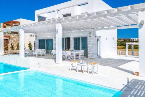 Seafront Villa for Sale Paros Greece, Beachfront Property Paros Cyclades 23