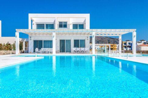Seafront Villa for Sale Paros Greece, Beachfront Property Paros Cyclades 24
