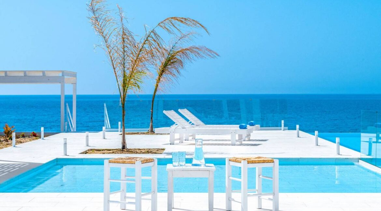 Seafront Villa for Sale Paros Greece, Beachfront Property Paros Cyclades 25